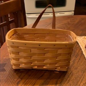 Longaberger Basket!!
